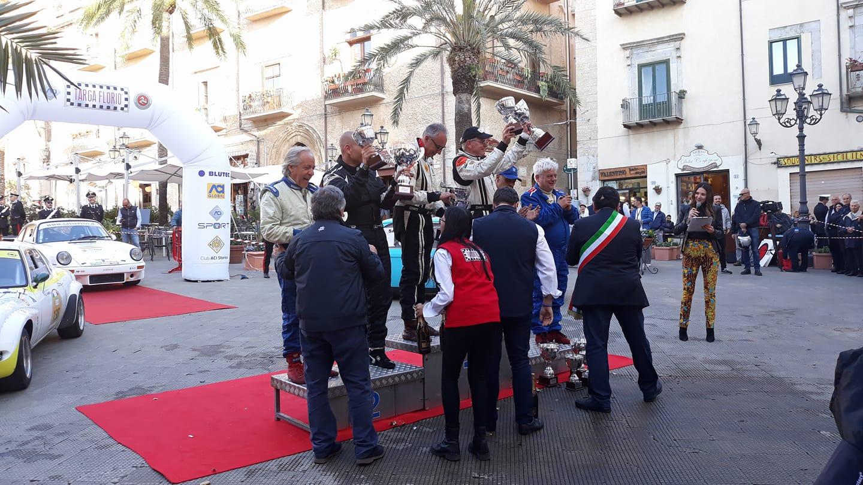 2018 Targa Podio