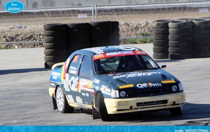 Primo successo all'Adria Rally Show