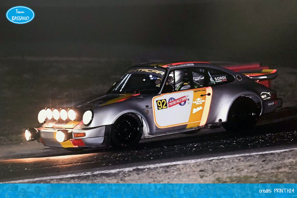 Team Bassano vince anche al Motors Rally Show