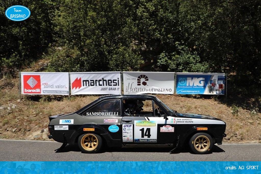 Quindici gli alfieri del Team Bassano al Rally Sanremo Storico