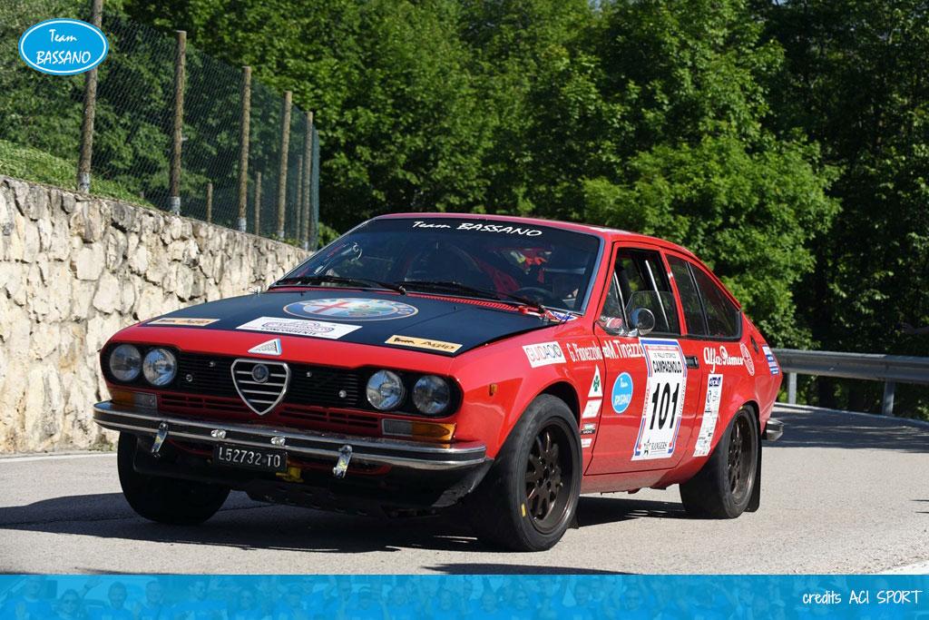 Rally e regolarità nel fine settimana