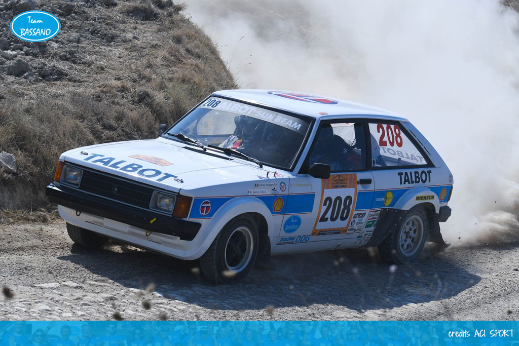 Team Bassano verso gli sterrati del Rally del Medio Adriatico