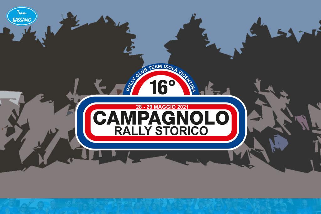 Team Bassano da record al Rally Campagnolo
