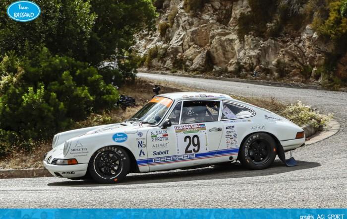 """Rallye Elba col segno """"più"""" per il Team Bassano"""